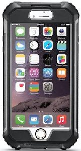 JAMXtreme iPhone 6 Plus/6s Plus Smartphone Waterproof Case - Black - JAMXtreme iPhone 6 Plus/6s Plus Smartphone weatherproof case (Waterproof, Dirt proof, Snow proof, Scratch proof & Shock proof)