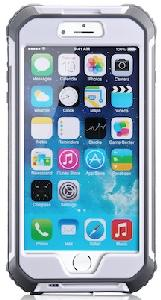 JAMXtreme iPhone 6 Plus/6s Plus Smartphone Waterproof Case - Grey - JAMXtreme iPhone 6 Plus/6s Plus Smartphone weatherproof case (Waterproof, Dirt proof, Snow proof, Scratch proof & Shock proof)