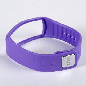 ZFIT ONYX B2 Wristband - Purple - The ONYX B2 wristbands are design and manufacture for simple exchanges!